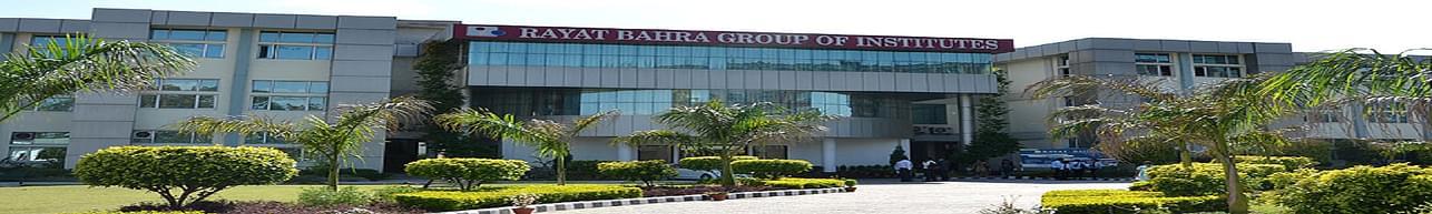 Rayat Bahra Hoshiarpur Campus, Hoshiarpur