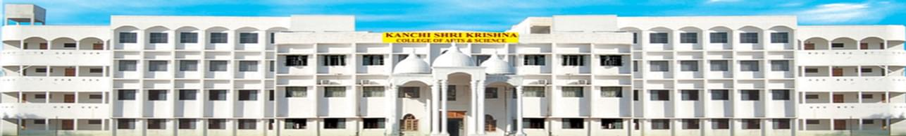 Kanchi Shri Krishna College of Arts and Science Kilambi, Kanchipuram