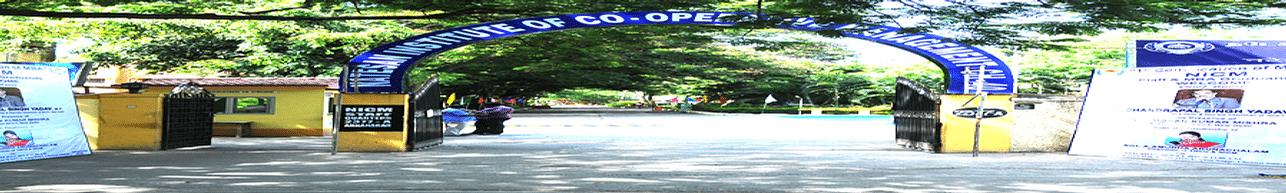 Natesan Institute of Co-operative Management - [NICM], Chennai