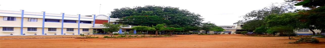 Rev. Jacob Memorial Christian College - [RJMCC], Dindigul