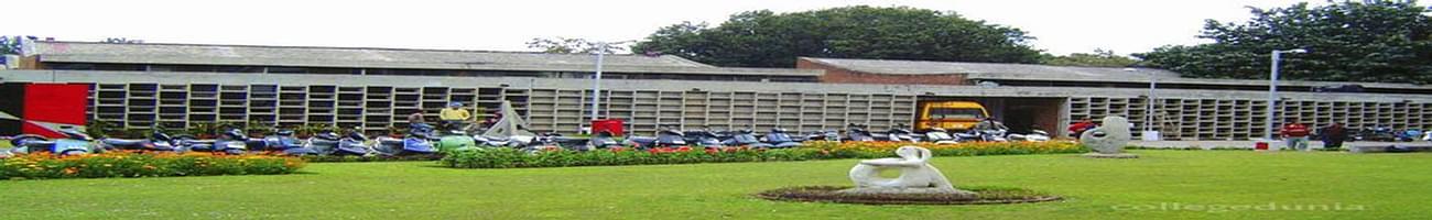 Chandigarh College of Architecture - [CCA], Chandigarh