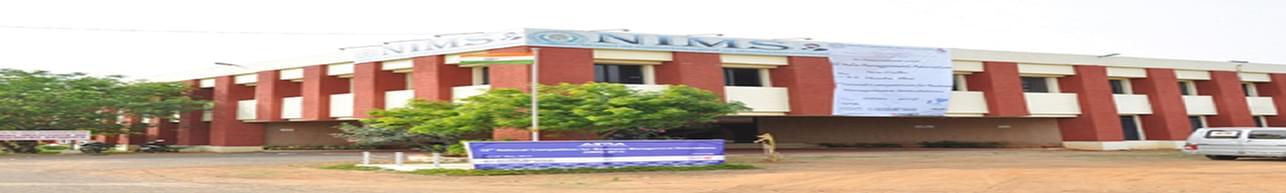 National Institute of Management Studies Karapakkam - [NIMS], Chennai