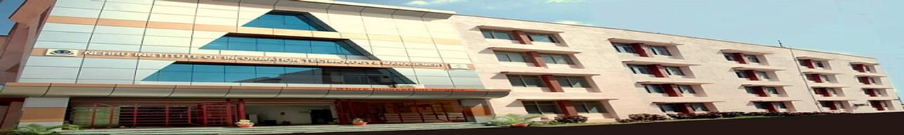 Nehru Institute of Information Technology and Management - [NIITM], Coimbatore