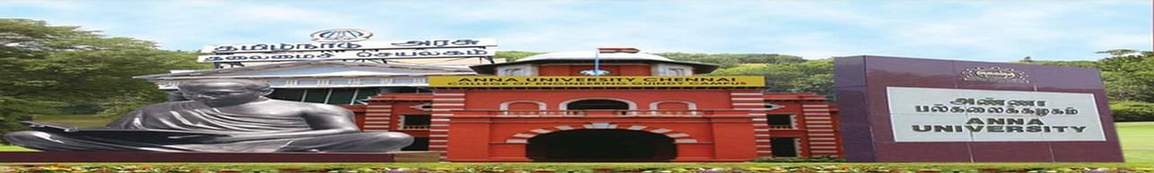 University College of Engineering, Anna University - [UCET], Tindivanam