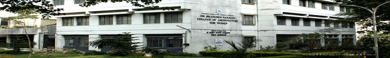 Dr. Bhanuben Nanavati College of Architecture for Women - [BNCA], Pune - Course & Fees Details