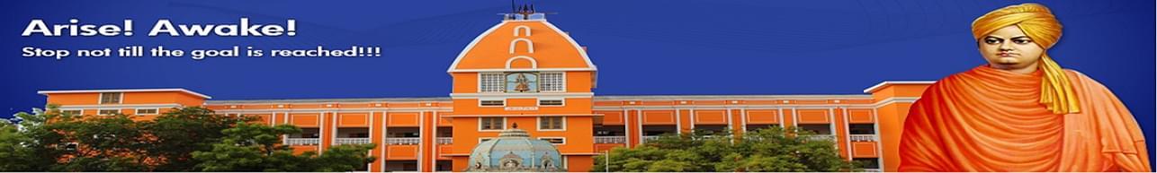 Vivekananda College, Madurai - Course & Fees Details