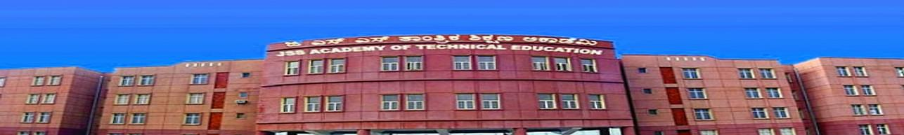 JSS Academy of Technical Education, Bangalore