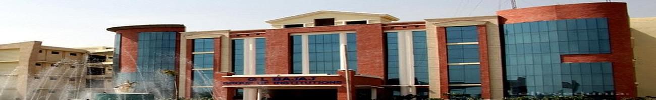 GL Bajaj School of Architecture, Mathura