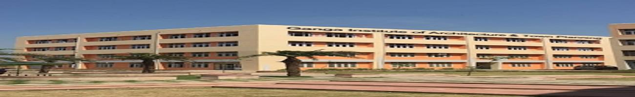 Ganga Institute of Architecture and Town Planning - [GIATP], Jhajjar