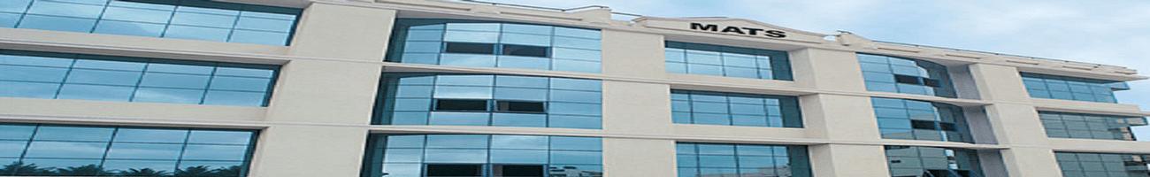MATS Institute of Management & Entrepreneurship - [MIME], Bangalore
