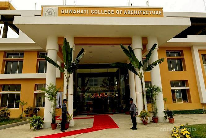 Guwahati College of Architecture and Planning