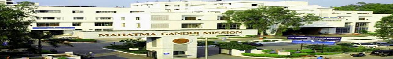 Mahatma Gandhi Mission's Medical College, Aurangabad