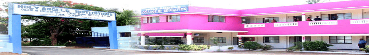 Holy Angels College of Education for Women, Mettupalayam