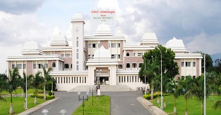 Periyar University, Periyar Institute of Distance Education - [PRIDE]