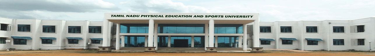 Tamil Nadu Physical Education and Sports University, Directorate of Distance Education, Chennai