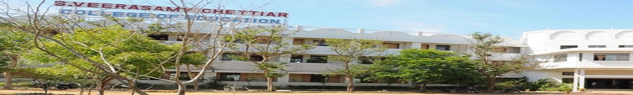 S Veerasamy Chettiar College of Education, Tirunelveli
