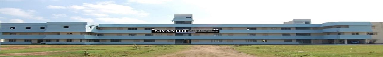 Sivanthi College of Education, Chennai