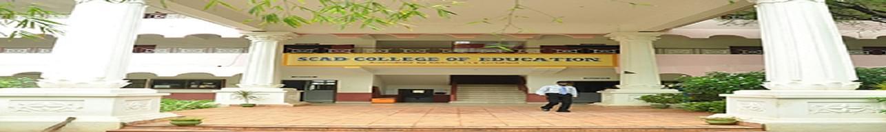 SCAD College of Education, Tirunelveli