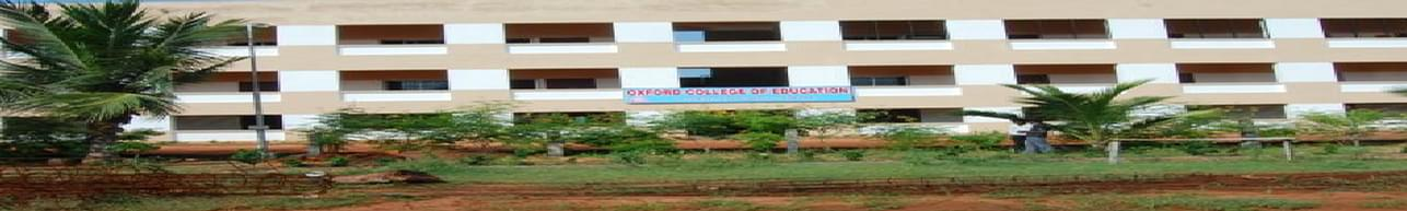 Oxford College of Education, Thiruchirapalli