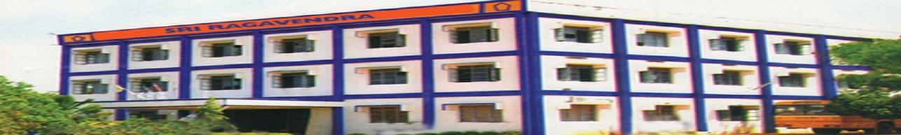 Sri Ragavendra College of Education, Dindigul