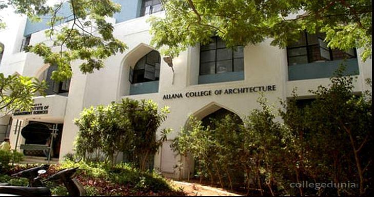 MCE Society's Allana College of Architecture