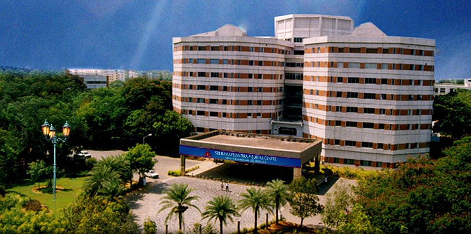 Sri Ramachandra Medical College, Chennai Admission 2019