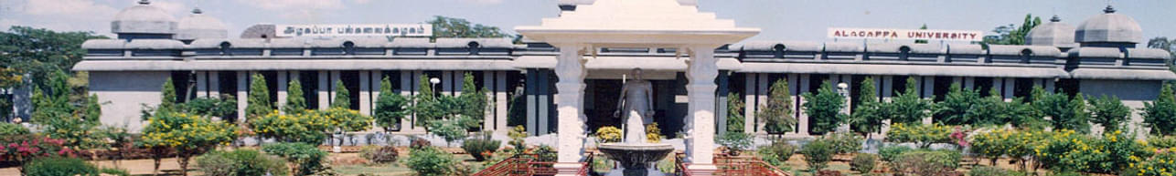 The Alagappa University College of Physical Education, Karaikudi - Course & Fees Details