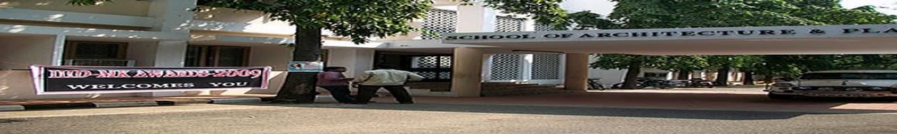 School of Architecture and Planning, Anna University, Chennai