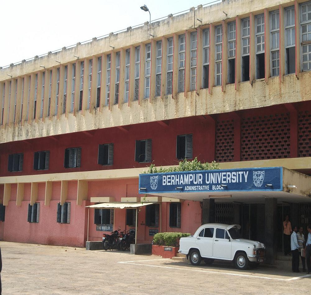 Berhampur University, HariHar Mardaraj Distance Education Centre - [HM-DEC]