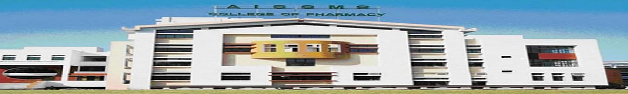 AISSMS College of Pharmacy, Pune - Course & Fees Details