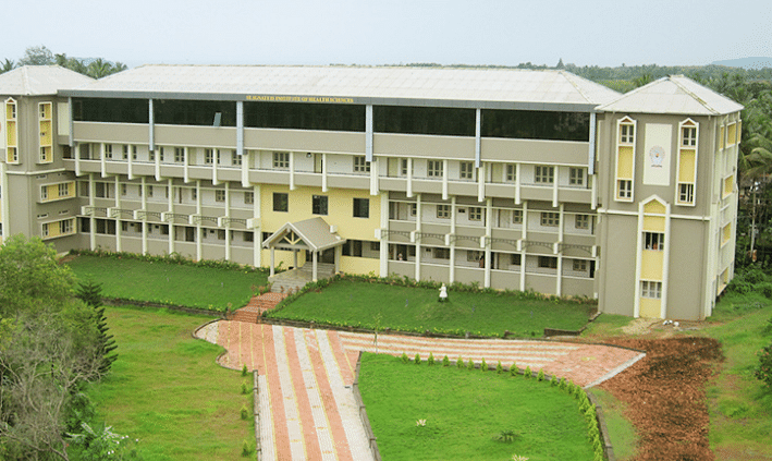 St. Ignatius Institute Of Health Sciences