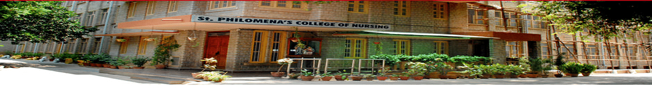 St. Philomina's College of Nursing, Bangalore