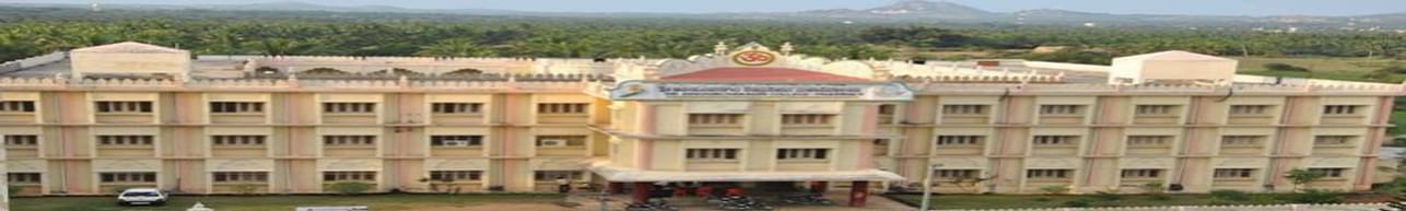 Adichunchanagiri College of Nursing, Mandya