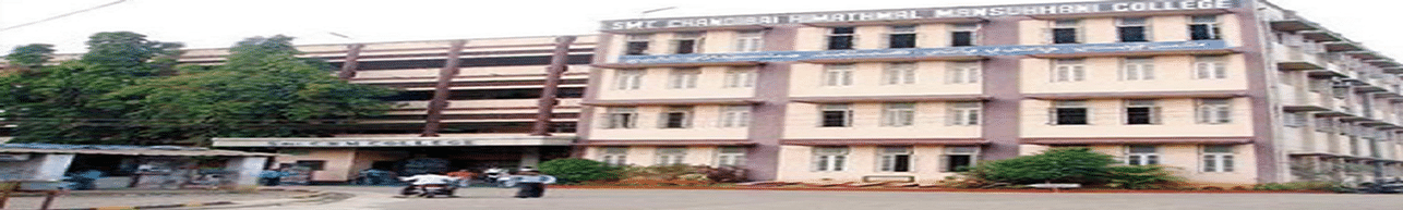 Smt. Chandibai Himathmal Mansukhani College - [CHM], Thane - Course & Fees Details