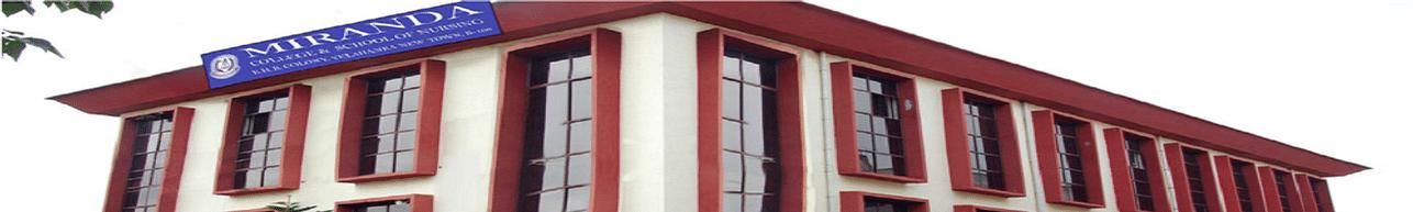 Miranda College of Nursing, Bangalore - Reviews