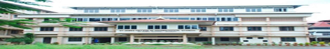 St. James College of Pharmaceutical Sciences Chalakudy, Thrissur