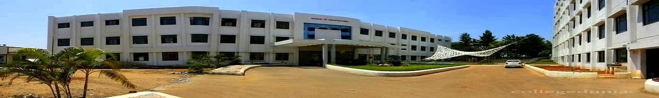 SVS School of Architecture, Coimbatore