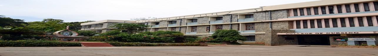 St. Martha's College of Nursing, Bangalore