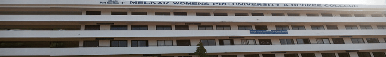 Melkar women's  Degree College, Bangalore