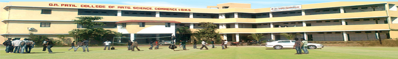 G. R. Patil College Arts, Science , Commerce & B.M.S, Thane
