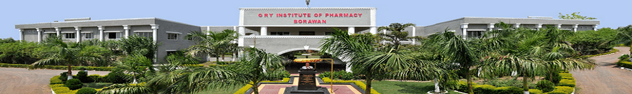 GRY Institute of Pharmacy, Khargone