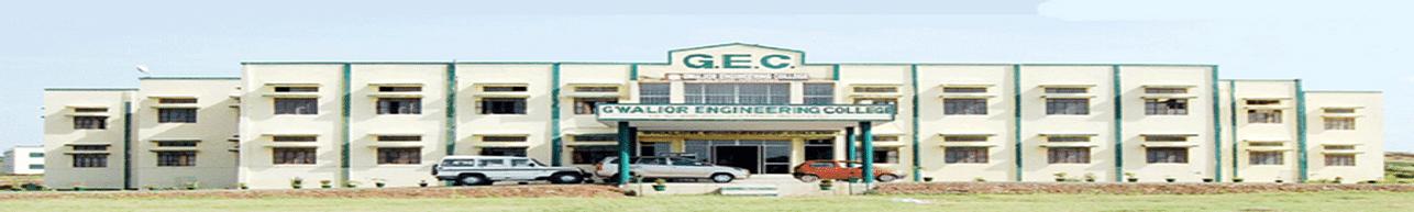 Gwalior Engineering College, Gwalior