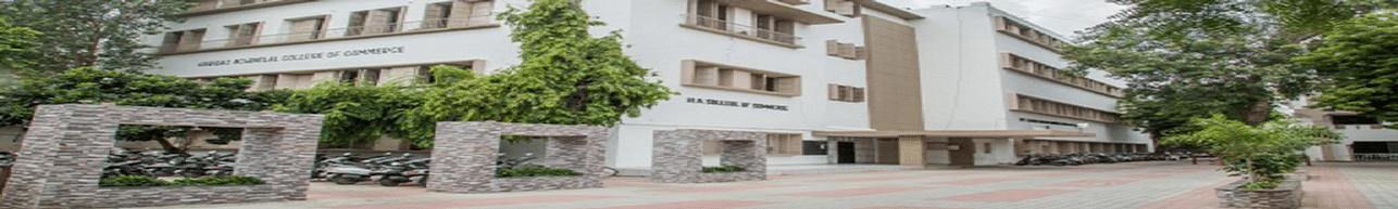 H. A. College of Commerce - [HACC], Ahmedabad - Course & Fees Details