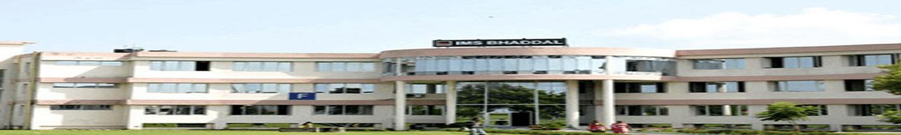Institute of Management Studies - [IMS], Ropar