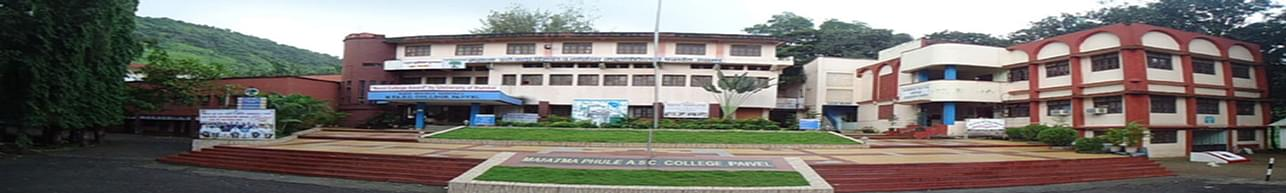 Mahatma Phule Arts, Science and Commerce College, Panvel