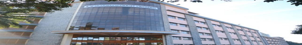 Christ University, Faculty of Engineering, Bangalore