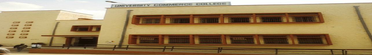 University Commerce College, University of Rajasthan, Jaipur - Course & Fees Details
