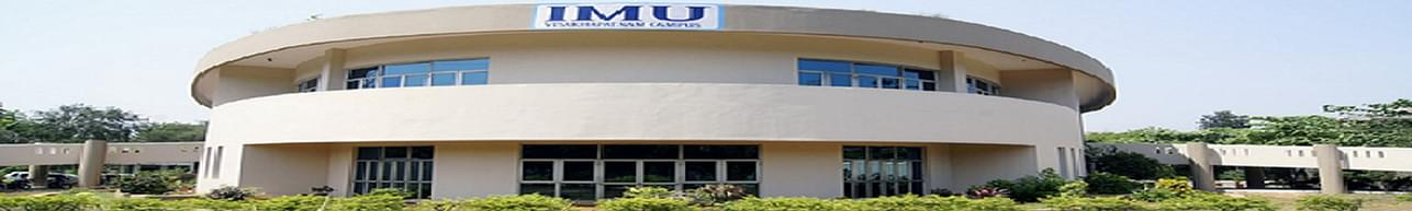 Indian Maritime University - [IMU], Visakhapatnam