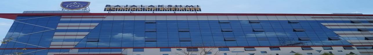 Rajalakshmi School of Business- [RSB], Chennai