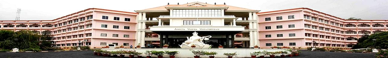 Amrita School of Arts and Sciences - [ASAS], Coimbatore